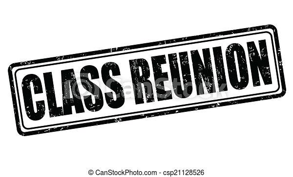 class reunion stamp class reunion grunge rubber stamp on vector rh canstockphoto com clipart images of class reunion 50th class reunion clip art