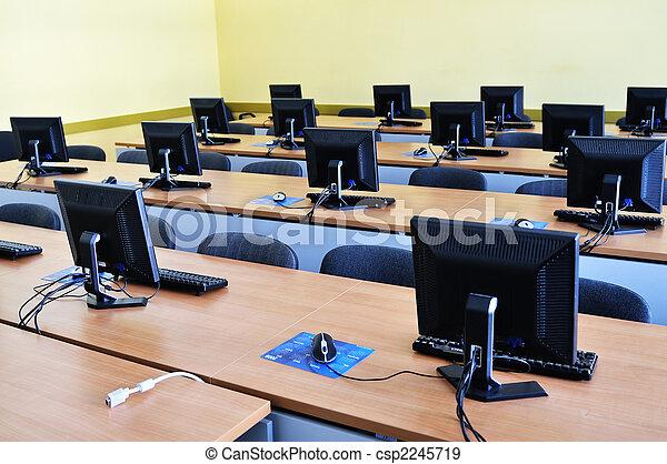 classe, informatique - csp2245719