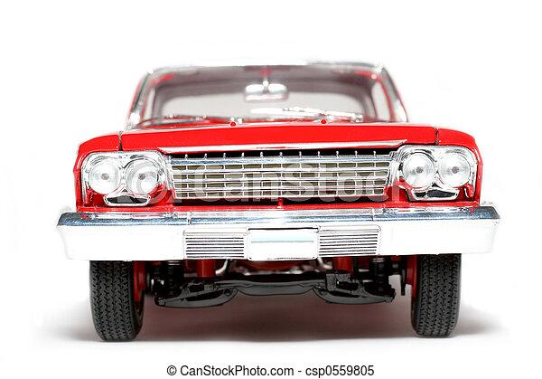 Classic 1962 US car - csp0559805
