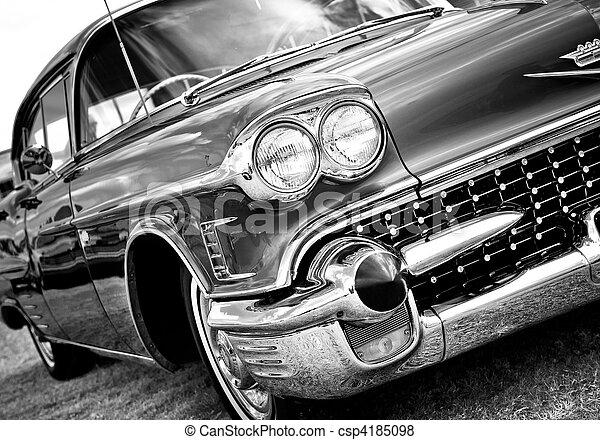 Classic Automobile - csp4185098