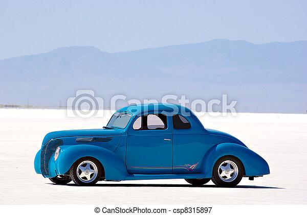 Classic Car - csp8315897