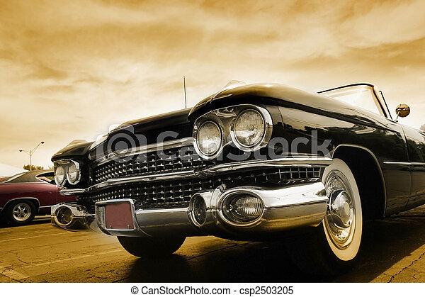 Classic Cars - csp2503205