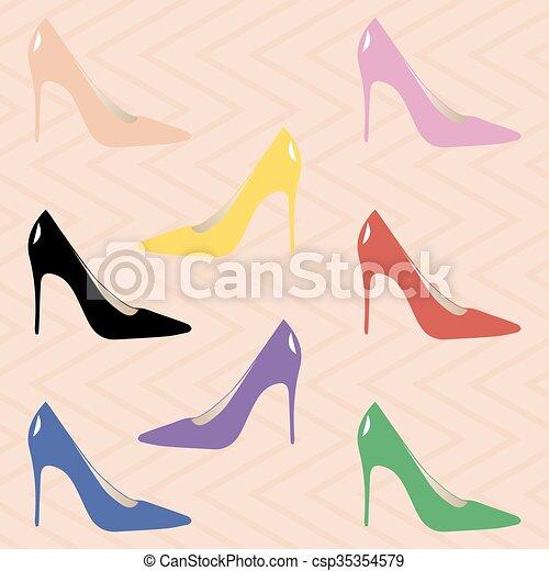 37d5f01da831f Classic high heel pumps for women