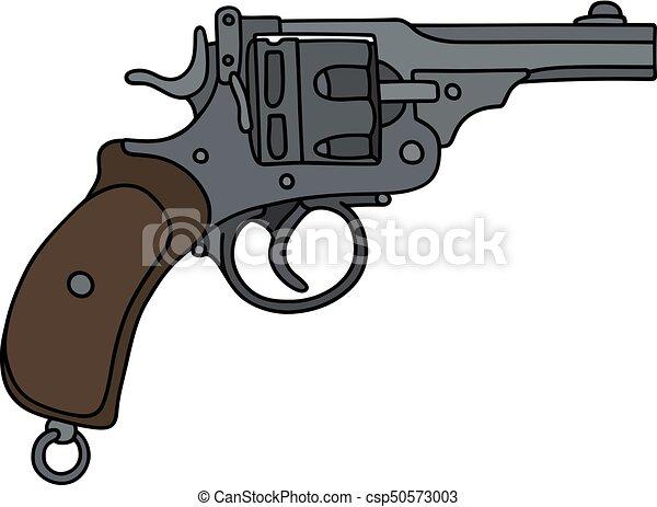Classic short revolver - csp50573003