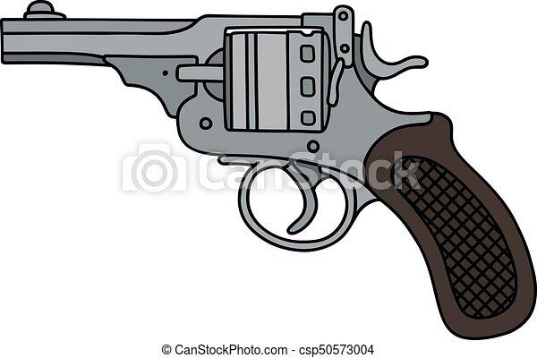 Classic short revolver - csp50573004