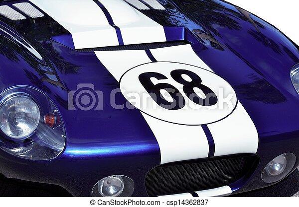 Classic Sports car - csp14362837