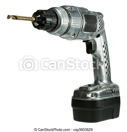 Classic style cordless drill - csp3603629