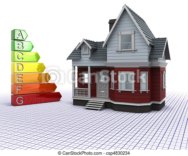 Classic Timber House with Energy ratings - csp4830234