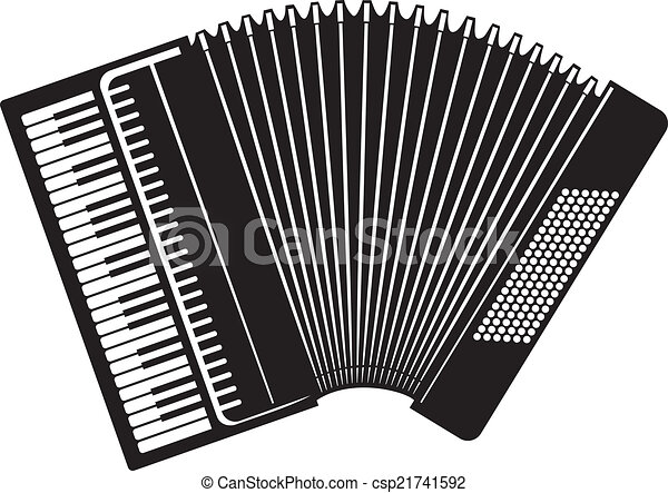 classical accordion - csp21741592