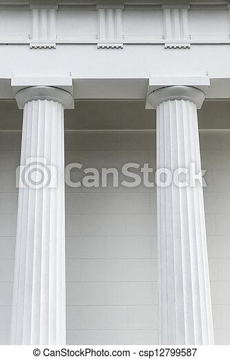 Classical columns - csp12799587