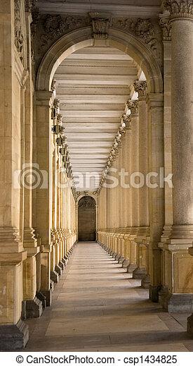 classical columns - csp1434825