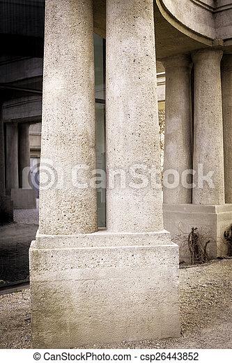 Classical columns - csp26443852