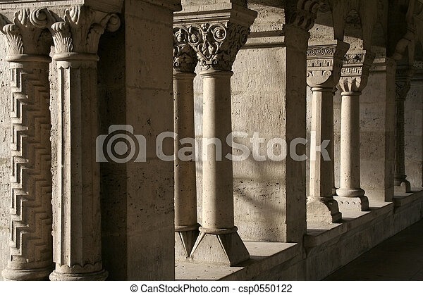 Classical columns - csp0550122