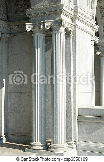Classical Columns - csp6350169