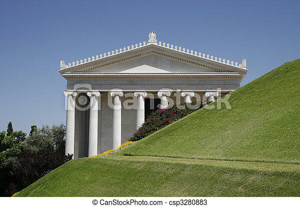 Classical columns - csp3280883