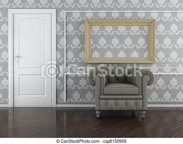 classico, interno - csp6150959