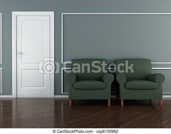 classico, interno - csp6150962