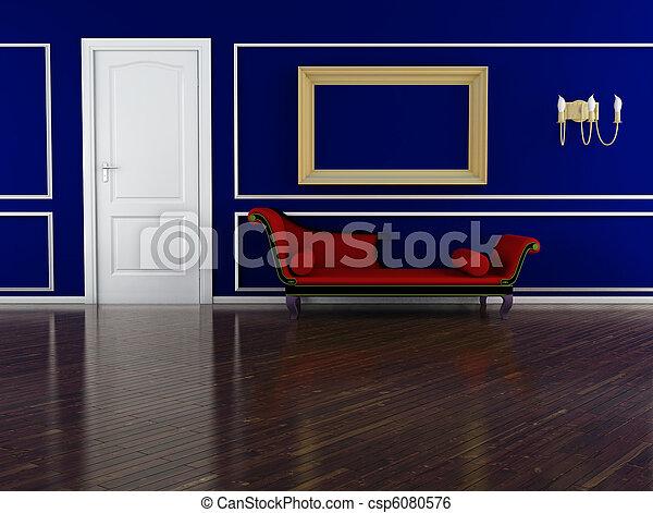classico, interno - csp6080576