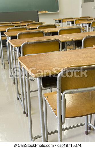 classroom - csp19715374