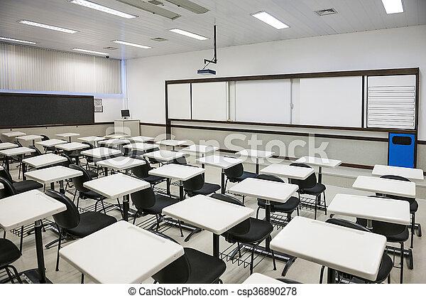 Classroom - csp36890278