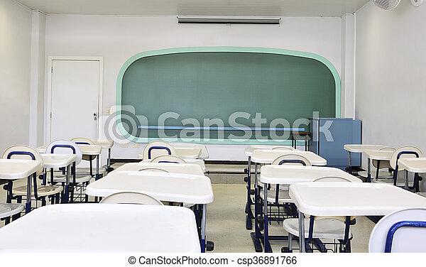classroom - csp36891766
