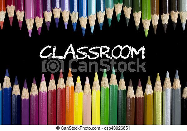classroom - csp43926851