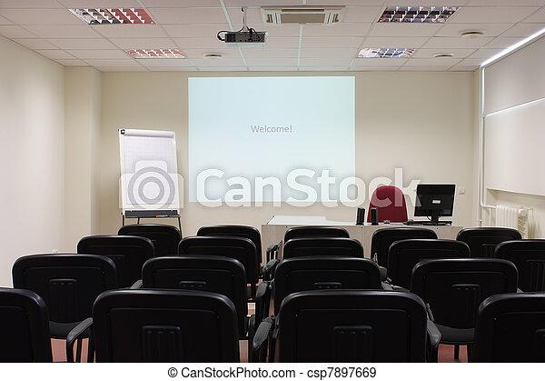 Classroom - csp7897669