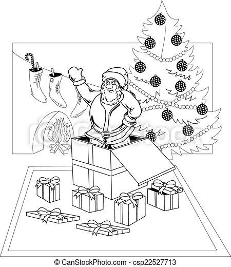 Santa Claus - csp22527713