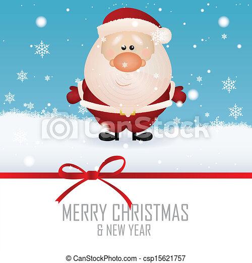Santa Claus - csp15621757