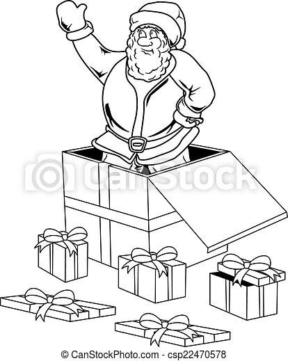 Santa Claus - csp22470578
