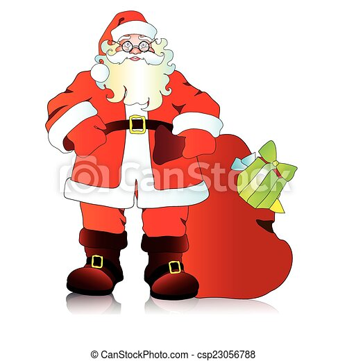 claus, santa - csp23056788