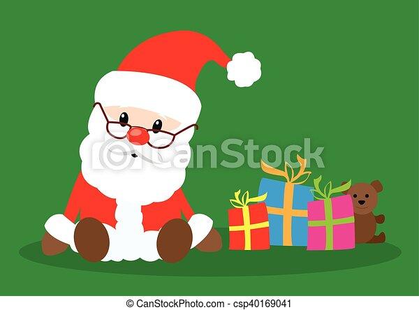 claus, santa - csp40169041