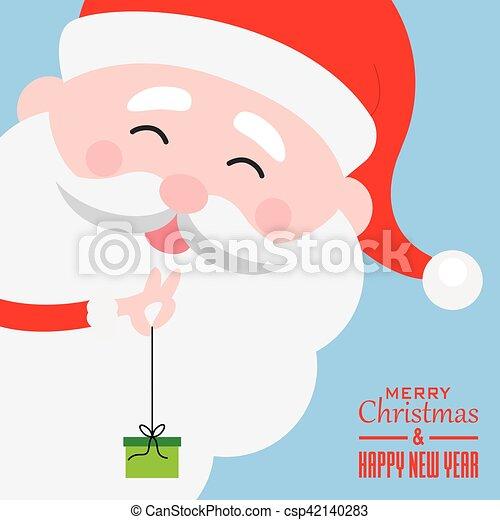 claus, santa - csp42140283