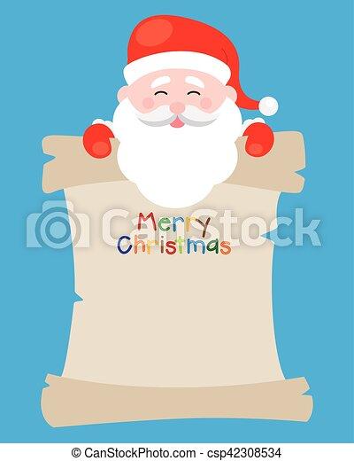claus, santa - csp42308534