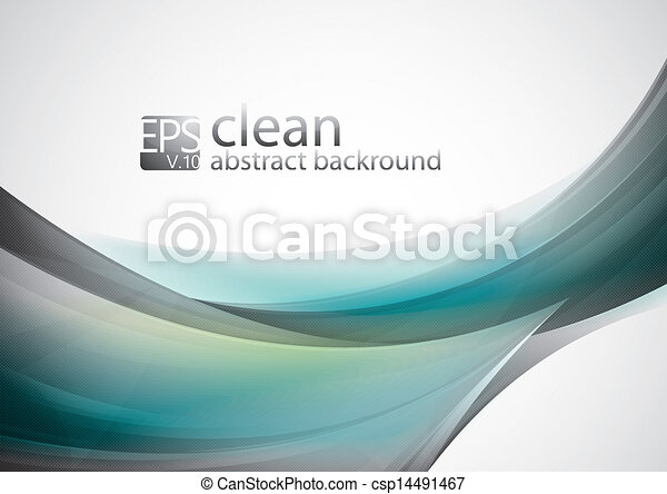 Clean Abstract Background - csp14491467