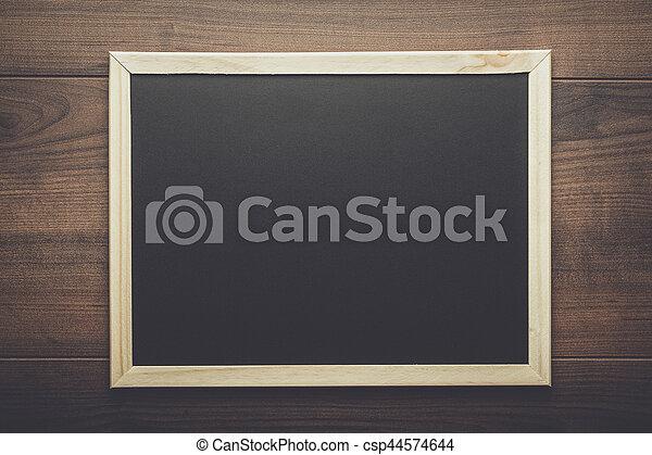 clean blackboard - csp44574644