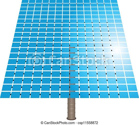 Clean Energy - csp11558872