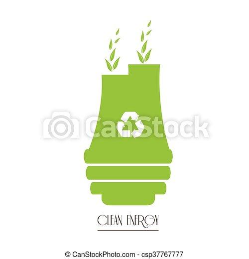 Clean energy - csp37767777