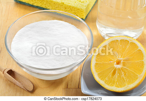 cleaners lemon naturel soude vinaigre cuisson sel image recherchez photos clipart. Black Bedroom Furniture Sets. Home Design Ideas