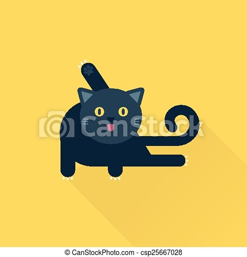 vector flat style illustration of a cleaning cat vector cat on sax cat on sale for cheap