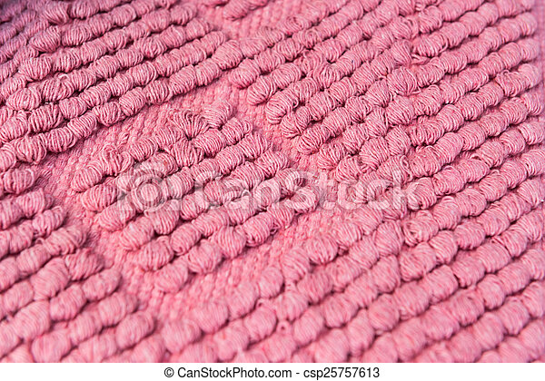 cleaning doormat or carpet texture - csp25757613