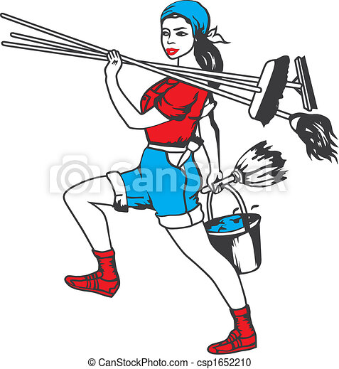 Cleaning service - csp1652210