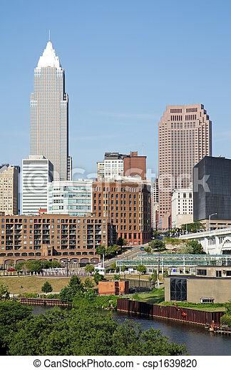 Cleveland - csp1639820