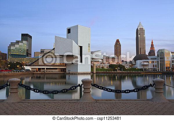 Cleveland. - csp11253481