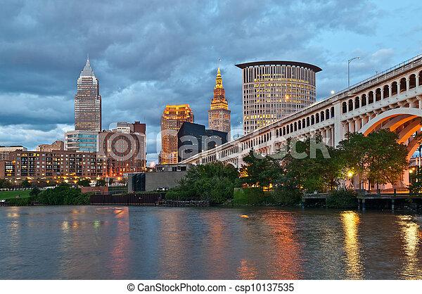 Cleveland - csp10137535