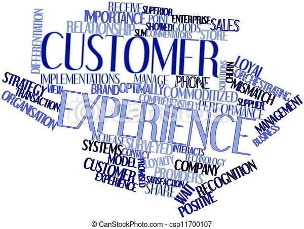 client, expérience - csp11700107