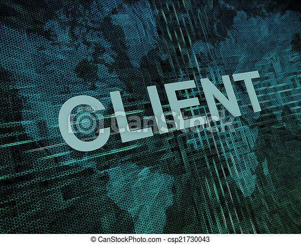 Client - csp21730043