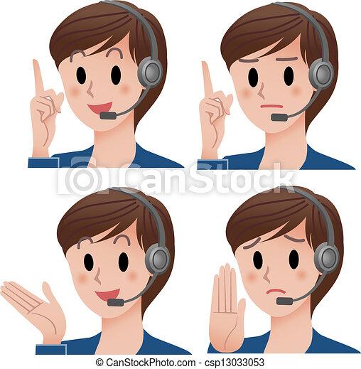 Operador de servicio al cliente expreso - csp13033053