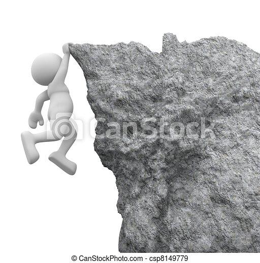 Cliff - csp8149779