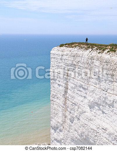 Cliff - csp7082144